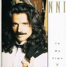 In My Time - Yanni (1993, CD NEUF)