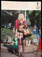 FRUiTS Japanese Harajuku Teen Girls Street Fashion Magazine Jul. 2008 #132