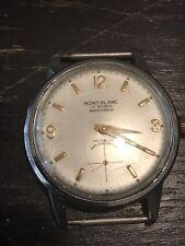 Mont Blanc Montblanc Vintage orologio meccanico carica manuale