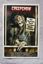 Creepshow Horror Lobby Card Movie Poster Hal Holbrook__