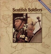 Royal Scots Greys, Highlanders, SCOTTISH SOLDIERS-DECCA PHASE 4 LP