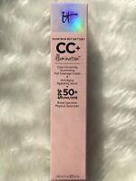 IT Cosmetics CC + Cream Illumination Your Skin But Better Serum SPF 50+ 1.08oz