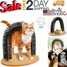 Cat Scratcher Scratching Pet Post Arch Brush Furniture Scratch Board Tree Toy
