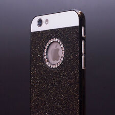 Glitter Bling Rhinestone Case Sparkling Cover for iPhone 4 4s/ 5 5s/ 6 6plus 6s