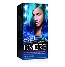 Splat Rebellious Colors Hair Coloring Complete Kit, Ocean Ombre 1 ea