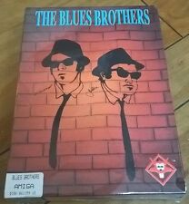 The Blues Brothers For Commodore Amiga, NEW FACTORY SEALED, Titus