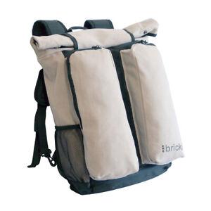 Rucksack und Fahrradtasche No.1 - Gepäckträgertasche, praktisch und stylisch NEU