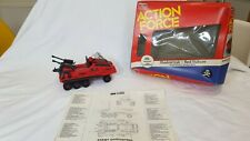Action Force Shadowtrak and Red Vulture