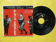 """ELVIS PRESLEY """"ELVIS PRESLEY"""" RCA-830 EP WITH COVER SHAKE RATTLE AND ROLL"""