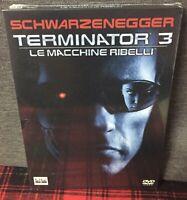Terminator 3 Le Macchine Ribelli 2 DVD Nuovo Schwarzenegger SPECIAL EDITION N