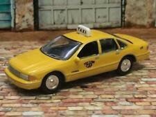 Yellow Cab Taxi 1997 97 Chevrolet Caprice City Cab 1/64 Scale Limited Edit. B42