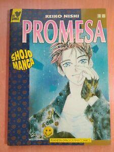 Manga en español PROMESA de Keiko Nishi