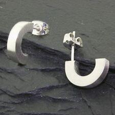 Titan Titanium Ohrstecker Ohrringe Steckcreolen Creolen Kreolen Damen Herren II