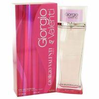 Giorgio Valenti 3.3 oz EDP eau de parfum spray womens perfume 3.4 100ml NIB