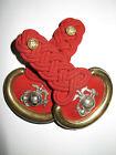 Marine 1892 Span-Am USMC Epaulettes Scales Spanish American War Uniform Old EGAOriginal Period Items - 10952