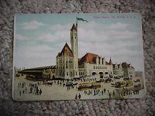 1909 Union Station Saint Louis, Missouri