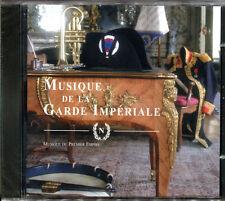 MUSIQUE DE LA GARDE IMPERIALE - MUSIQUE DU PREMIER EMPIRE - CD NEUF SOUS CELLO