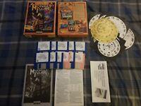 "Monkey Island 2 LeChuck's Revenge Game LucasArts M2 Amiga 11 3.5"" Disks !! 1992"