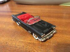 Rare Brooklin Models BRK.25 Pontiac Bonneville - Charcoal & Red Interior