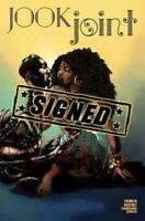 JOOK JOINT #1 CVR C Image Comics 2018 Signed By Tee Franklin COA NM