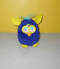 Furby Boom Starry Night Purple Yellow A3123 Interactive Electronic Talking Digit