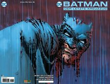 Batman Dark Knight: the Last Crusade-Variant lim.300 Frank Miller (DK 3 #2)
