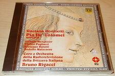 DONIZETTI-PIA DE TOLOMEI-NUOVA ERA CD 1997-BRUNO RIGACCI/MENEGUZZZER-SEALED