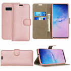 FLIP WALLET LEATHER  CASE COVER FOR SAMSUNG GALAXY S20 Plus A90 A50 A71 S9 S10
