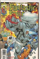 °FANTASTIC FOUR #23 CHAOS IN COMIC-CON° US Marvel 1999 Chris Claremont