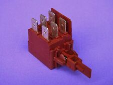 1524481015 ELECTROLUX DISHWASHER Switch, Push Button (1 Button)