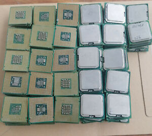 intel AMD 3,041 kg 135 St CPU Schrott Prozessoren Recycling Gold