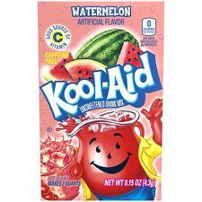 50 Packs Watermelon FLAVOR Kool Aid Drink Mix Vitamin C