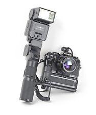 Minolta X700 MPS Foto Reporter Set with Motor Drive Flash Data Lens 1.7/50mm