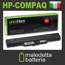 Batteria 10.8-11.1V 5200mAh REALI, EQUIVALENTE Hp-Compaq HSTNN-LB51