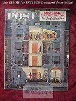 Saturday Evening POST February 25 1961 BEN PRINS ANTARTICA