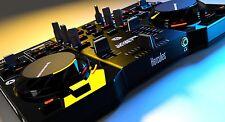 Nuevo Proffesional Controlador De Dj Digital Mp3 cubiertas de música de mezcla mix mejor Bday Regalo