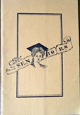 Kankakee High School Yearbook-Magazine 1907 - RARE