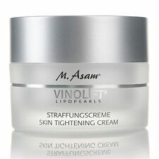 M. ASAM VINOLIFT Lipopearls Skin Tighening Cream 50ml - Fight All Signs of Aging