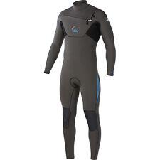 Quiksilver Cypher 4/3 Chest Zip Fullsuit men's size XLS - wetsuit new NWT