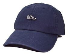 DC Shoes Uncle Joe  Adjustable Cotton Blue Baseball Cap Sneaker Dad Hat