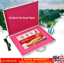 Spa Massage Hot Stones Heating Box Warmer Heater Case for 24x Spa Rock Stone Usa