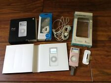 Apple Nano Ipod 1st Generation 2GB Complete With Original Packaging
