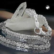 Kette 5 Mm Königskette Silber 925 50 Cm