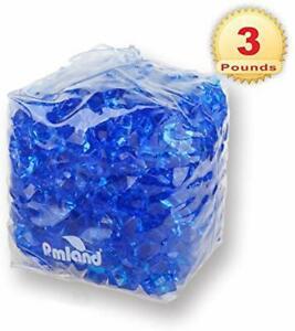 PMLAND Acrylic Ice Rocks Crystals Cubes Gems for Vase Filler, Table Scatter