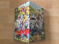 Heye Blachon Triangular 1000 piece Jigsaw Vineyard - NEW & SEALED