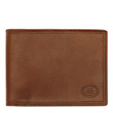 The Bridge Story portafoglio uomo porta tessere cuoio marrone 01430901 14