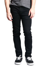 Victorious Men's Premium Washed Denim Pants Skinny Fit Stretch Jeans - DL1004
