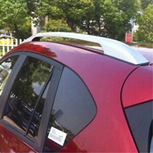 Aluminium Car Rail Roof Rack Luggage Carrier Bar For Mazda CX-5 CX5 2013-2018