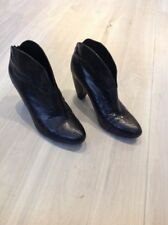 Unbranded Leather Party Boots for Women