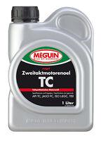 Meguin Megol 2 Takt Öl TC teilsynthetisch 1 Liter 9025 API TC ISO L-EGC JASO